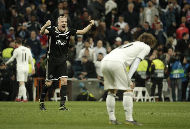 Ajax darphanesi!