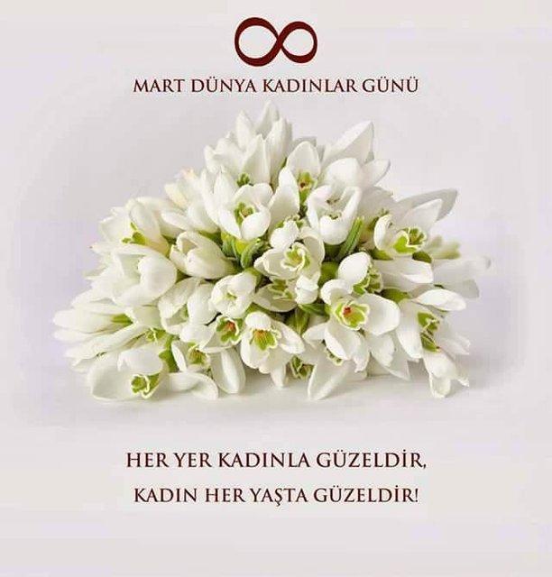 8 Mart Dünya Kadınlar Günü kutlu olsun! En güzel Resimli Kadınlar Günü kısa mesajları ve sözleri burada...