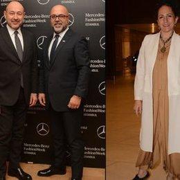 Fashion Week Istanbul öncesi parti