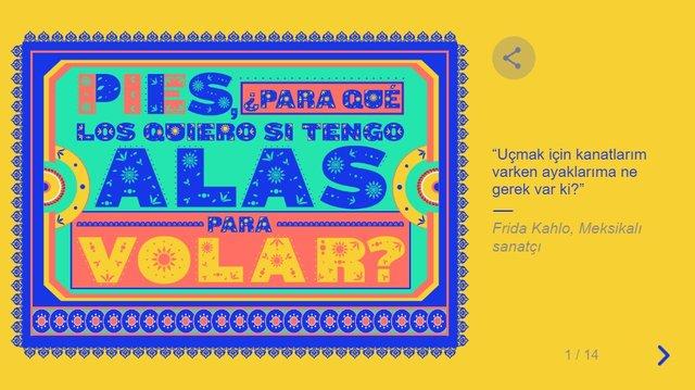 Google'dan 8 Mart Dünya Kadınlar Günü Doodle sürprizi! Dünya Kadınlar Günü'nüz kutlu olsu
