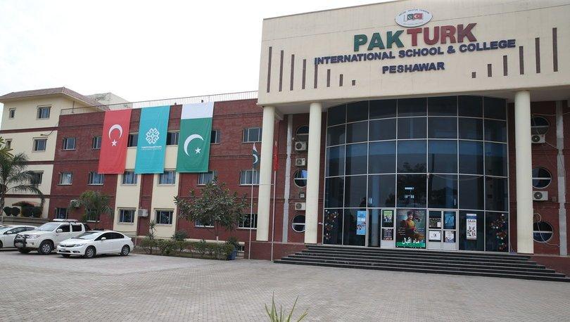 Habertürk Pakistandaki O Okulda Son Dakika Haberler