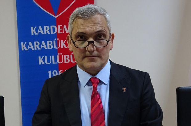 Karabükspor'da Mehmet Yüksel yeniden başkan