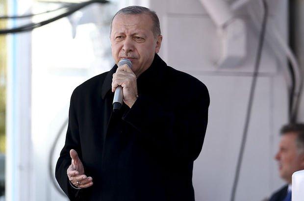 Erdoğan'dan Akşener'e tepki