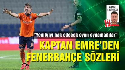 Emre Belözoğlu'ndan Fenerbahçe sözleri!