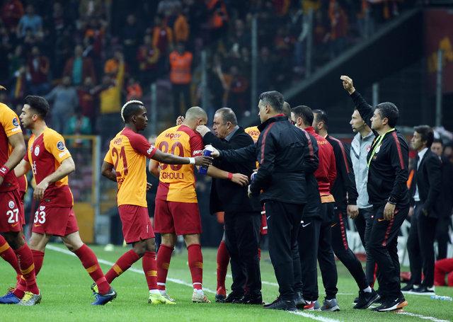 Galatasaray Antalyaspor maçının yazar yorumları