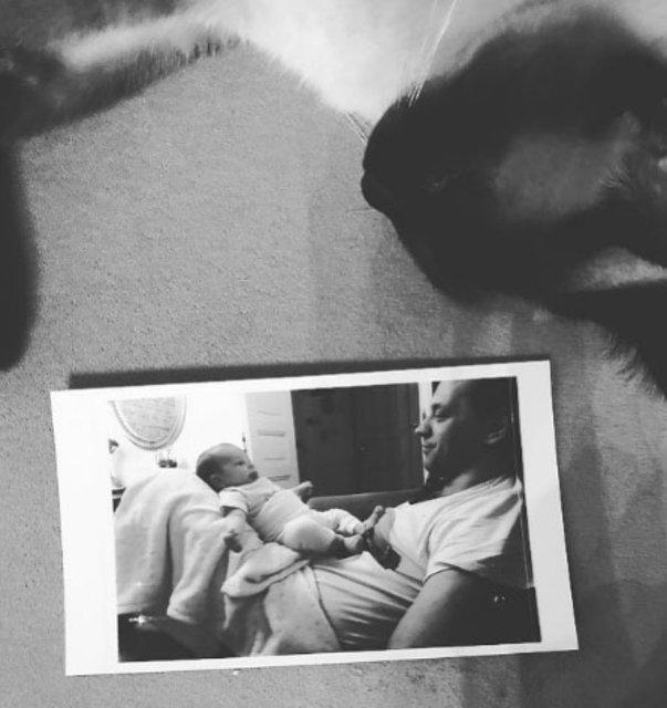 Kıvılcım Ural eşi Kaan Tangöze ile kızının fotoğrafını paylaştı - Magazin haberleri