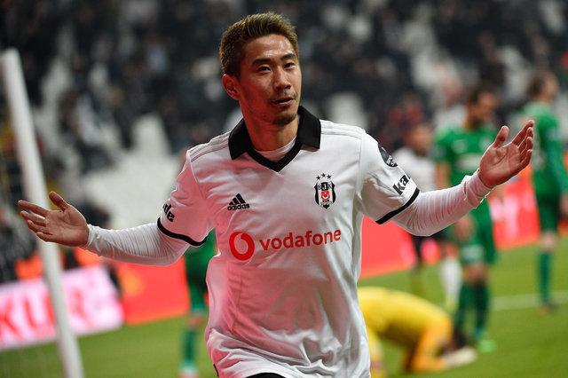 Kagawa'dan dramatik gol! Son dakika Beşiktaş haberleri