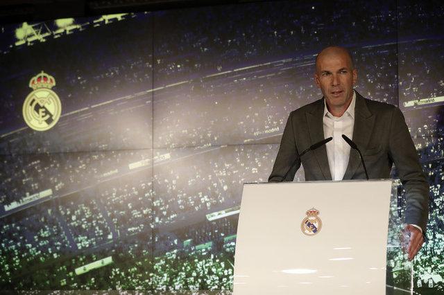 Zidane'a tarihi bütçe! İşte Real Madrid'in transfer listesi