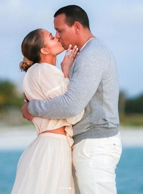 Jennifer Lopez 4. kez evleniyor - Magazin haberleri