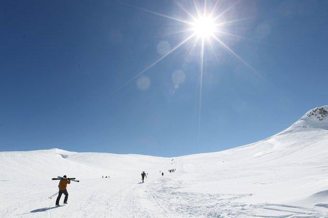 Kayağın yeni adresi: Hakkari