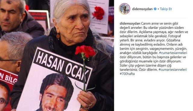"""Manken Didem Soydan'a """"terör"""" soruşturmasında takipsizlik - Magazin haberleri"""