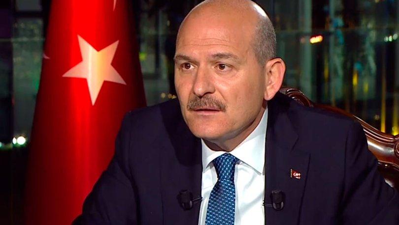 İçişleri Bakanı Süleyman Soylu Habertürk'te soruları yanıtlıyor ...