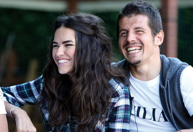 Stil sahibi çift: Emre Belözoğlu-Tuğba Belözoğlu - Magazin haberleri