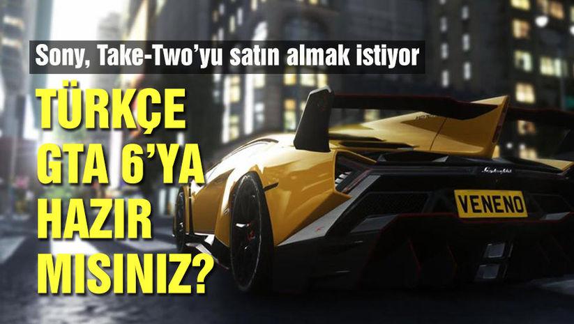 GTA 6 Türkçe gelebilir...
