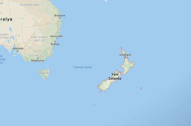 Yeni Zelanda nerede