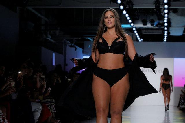 Ashley Graham: Seksi bikiniler yoktu... - Magazin haberleri