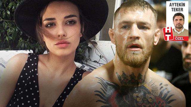 Elif Aksu'dan Conor McGregor açıklaması: Çok ayıp! - Magazin haberleri