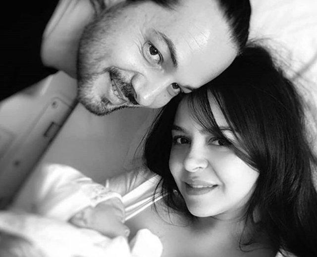 Oyuncu Nilay Duru anne oldu - Magazin haberleri