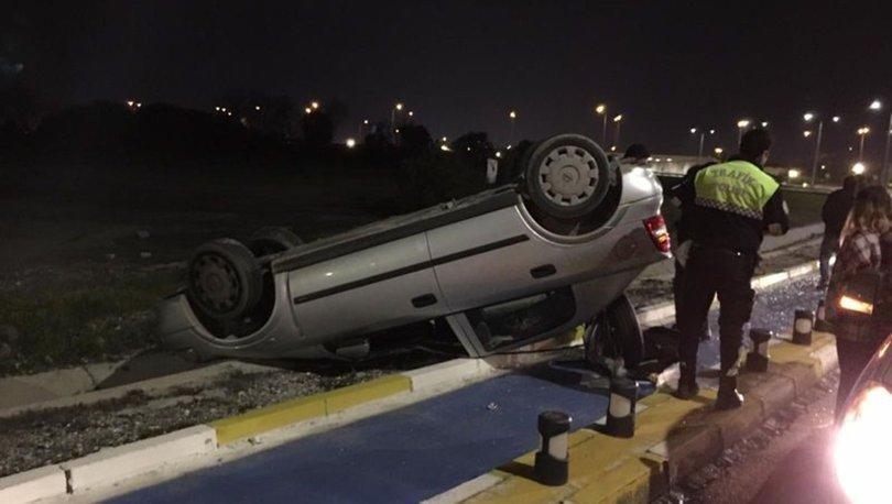 Manisa trafik kazası