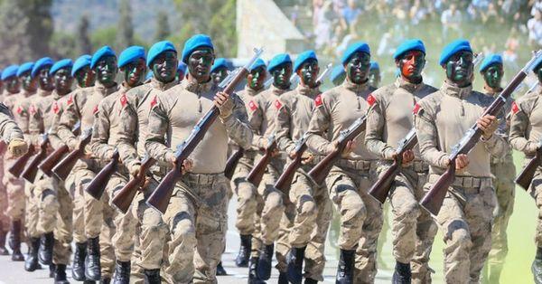 Jandarma sözleşmeli uzman erbaş alımı