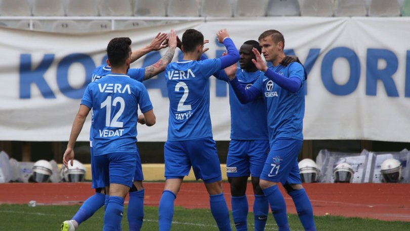 Elazığspor: 0 - Adana Demirspor: 2 | MAÇ SONUCU
