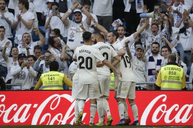 Zidane galibiyetle döndü