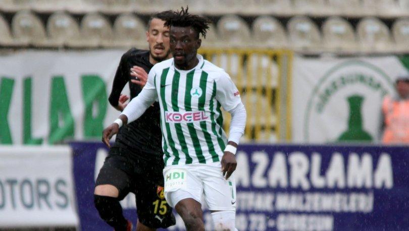 Giresunspor: 0 - İstanbulspor: 0