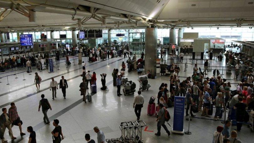 Dünyanın en yoğun havalimanları
