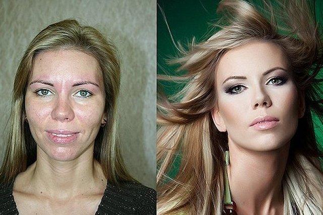Rus Kadınların Makyajsız Halleri Yaşam Güncel Haberler