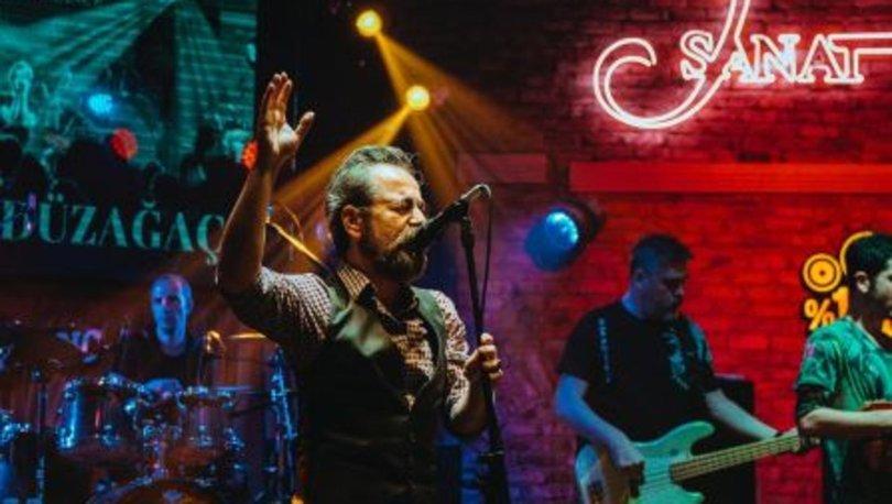 Feridun Düzağaç'tan özel konser