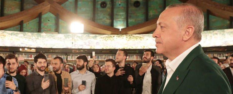 Erdoğan'dan Fenerbahçe ve zirve yorumu