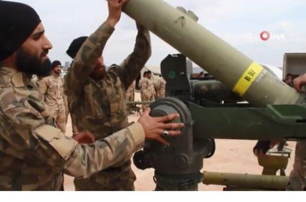 TSK'dan ÖSO'ya tanksavar eğitimi!