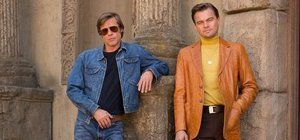 'Once Upon a Time in Hollywood'dan ilk afiş!