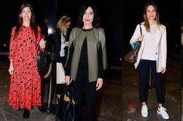 Modaseverler, Fashion Week İstanbul'da...
