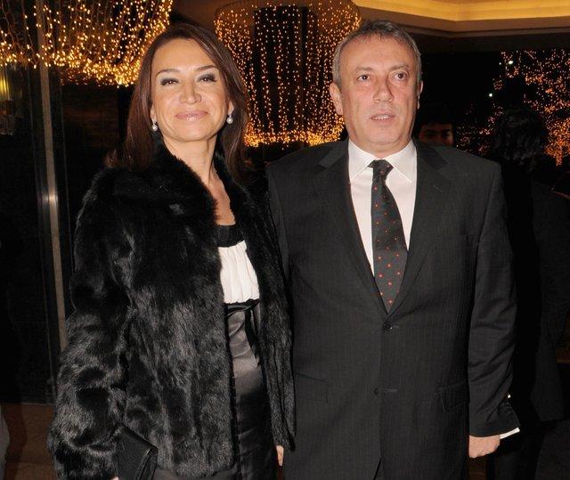 Eşi Zafer Çika'yı kaybeden Demet Akbağ'a taziye ziyareti gerçekleşti - Magazin haberleri