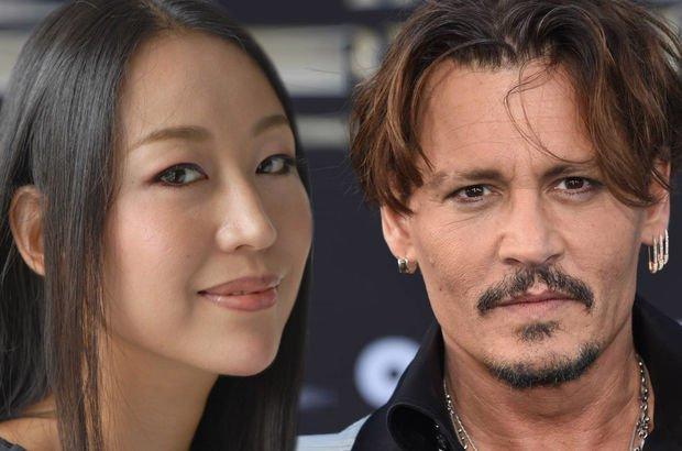 Johnny Depp ile 'Manimata'da buluştu