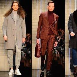 İstanbul'da moda rüzgarı...