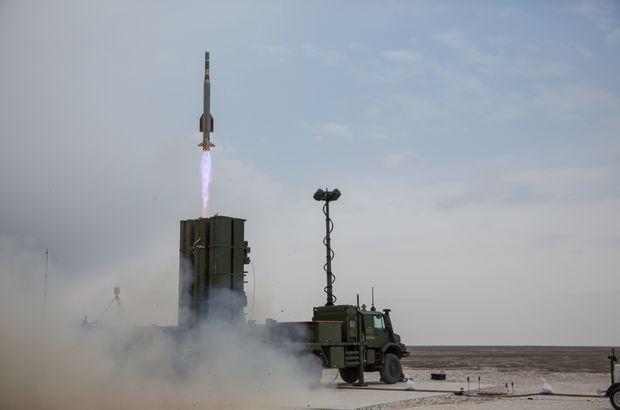 Türkiye'nin ilk savunma füzesi Hisar 2021'de geliyor