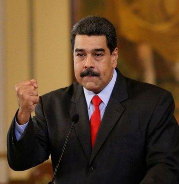 Maduro'dan ilaç krizi açıklaması
