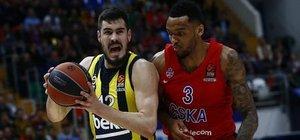 Fenerbahçe, Rusya'da kazanamadı