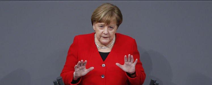 Merkel: Tüm senaryolara hazırız