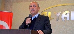 Bakan Turhan: 2020'de 5G geliyor