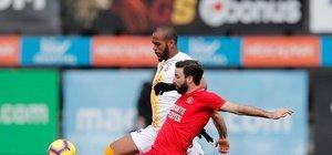 5 gollü maçta kazanan Galatasaray!