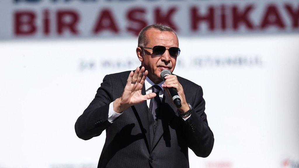 Cumhurbaşkanı Erdoğan'dan döviz mesajı
