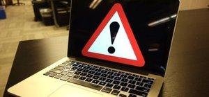 Mac kullanıcılarını bekleyen büyük tehlike!