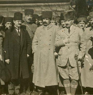 """Milli Mücadele'nin 100. yılında """"İstiklal"""" sergisi!"""