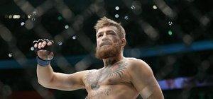 Conor McGregor bıraktı!