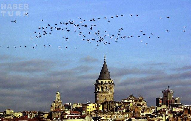 İstanbul'a hangi ülkeden kaç turist geldi!