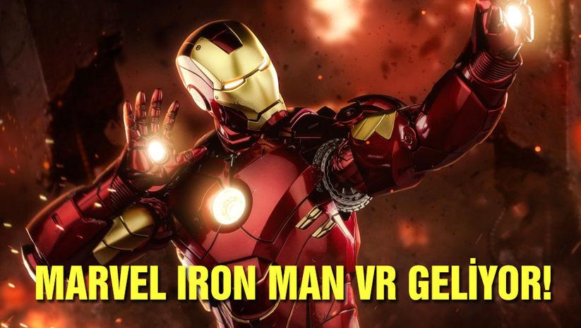 Marvel Iron Man VR geliyor!