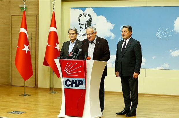 CHP'den 'Ankara' açıklaması